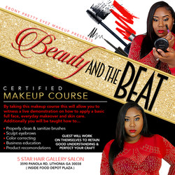 beauty and the beat eflyer