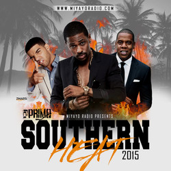 DJ PRIMO SOUTHERN HEAT 2015 COVER
