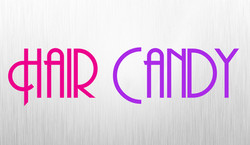 hair candy sticker