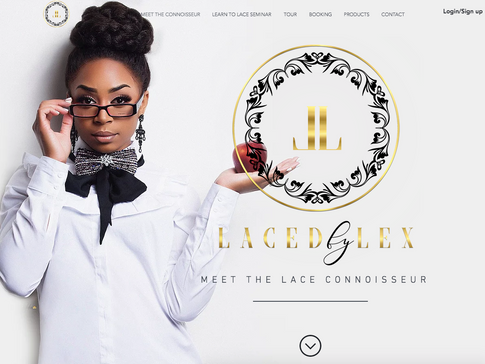 LACED BY LEX
