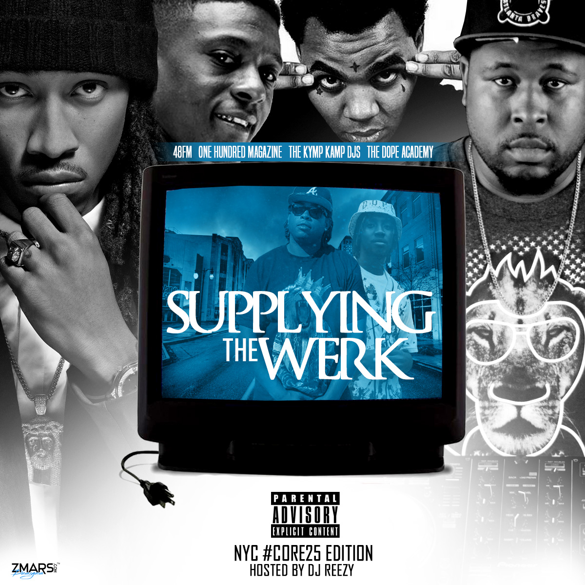 supplying the werk cover