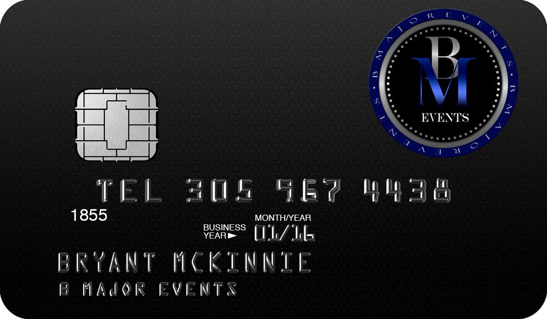bmack bus card 1 plastic
