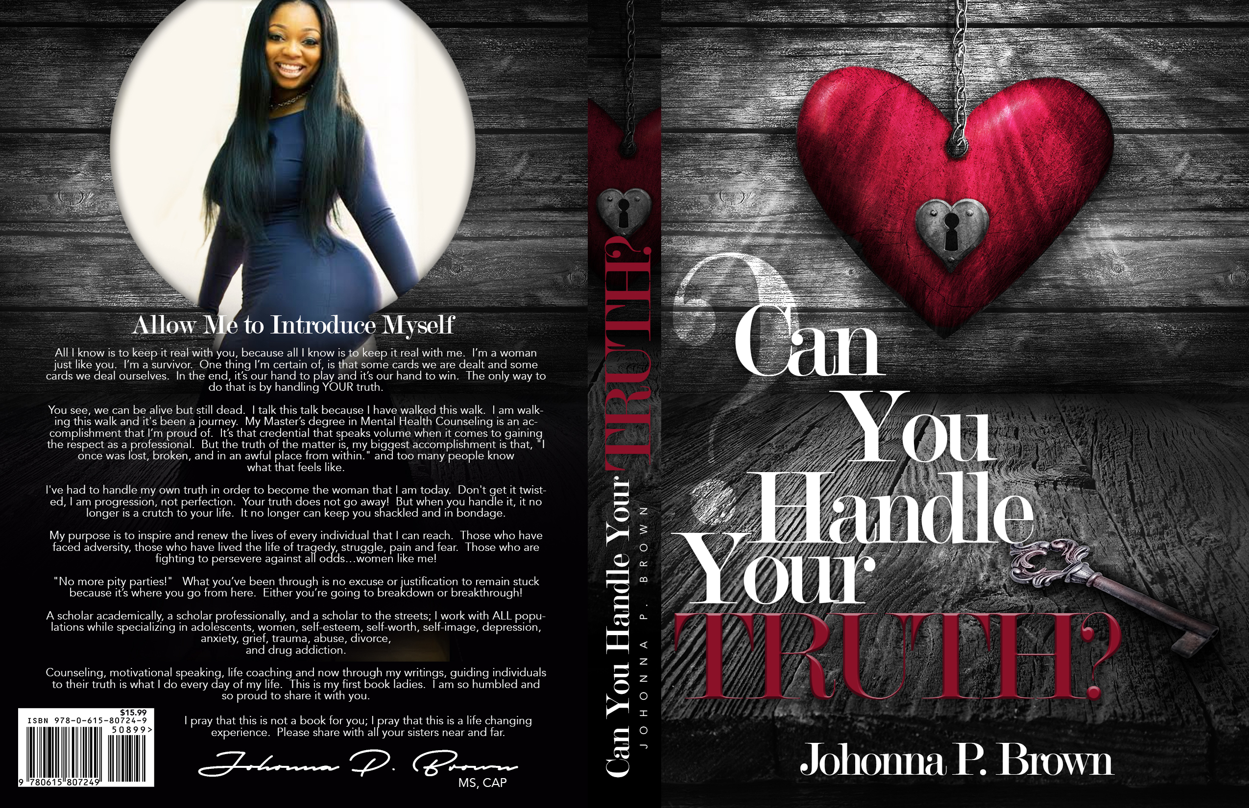 CANYOUHANDLEYOURTRUTH FULL COVER