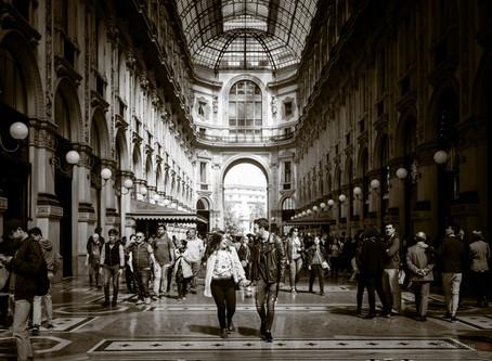 Servizio prematrimoniale in giro per l'Italia - Milano