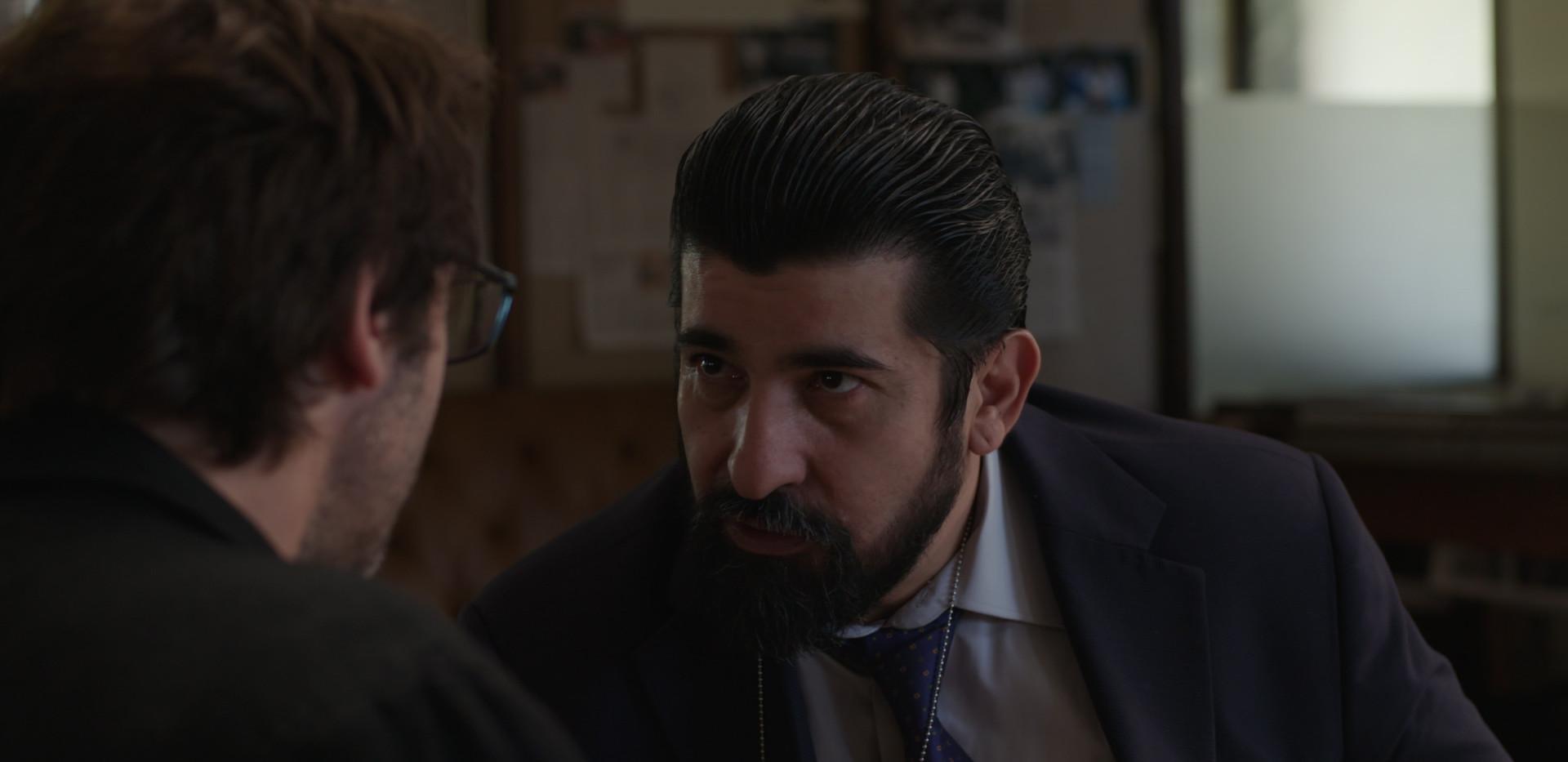 Detective Rodriguez Bueno Berko
