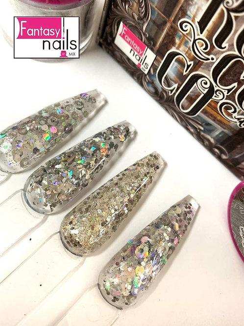 Ro-coCo fantasy Nails