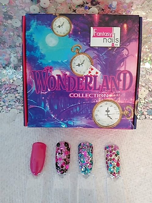 collection wonderland Fantasy nails