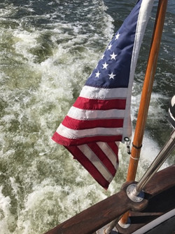 Veterans' Sail to Recovery - Old Glory