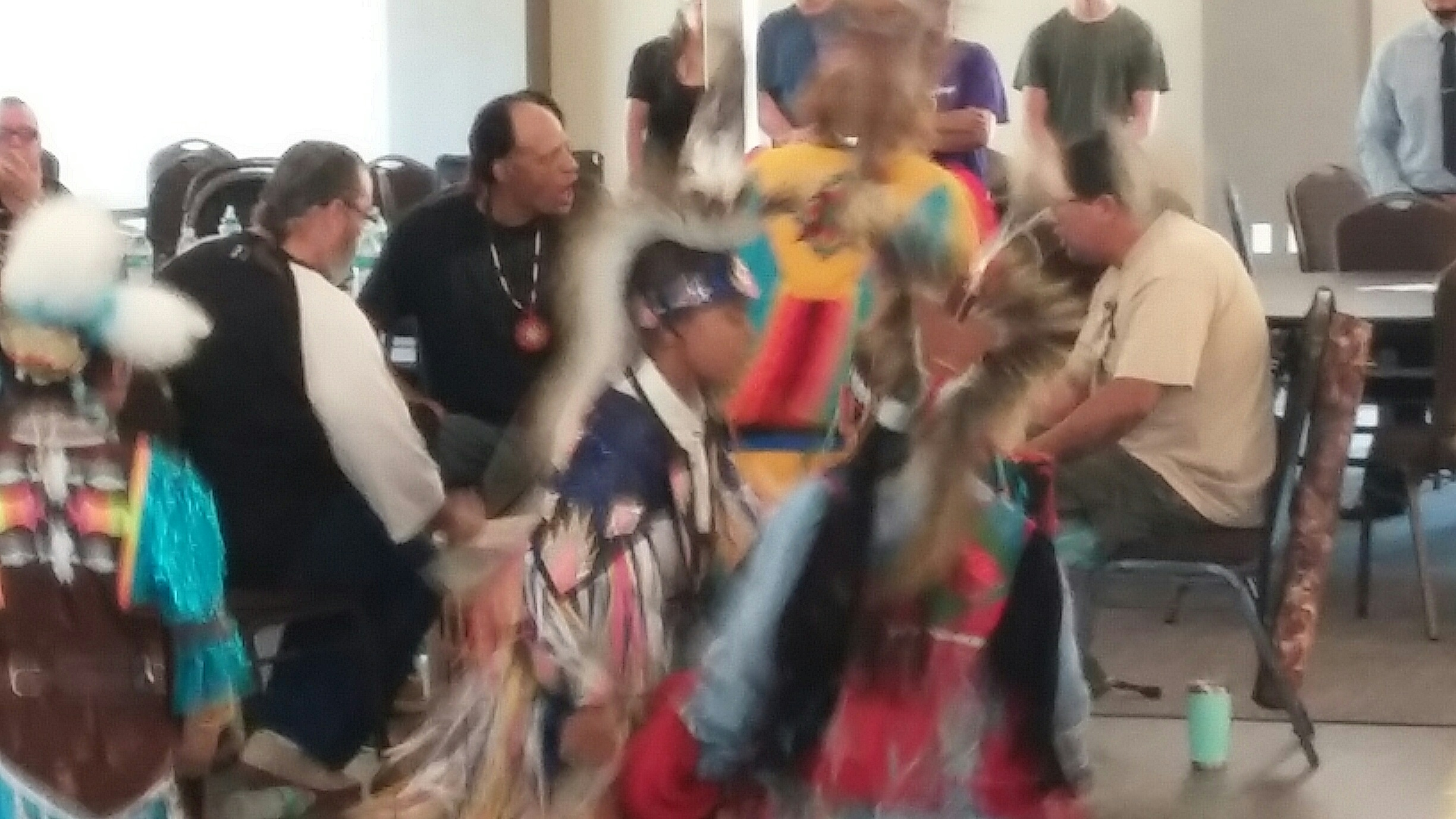 Cherokee Ceremonial Dance 2