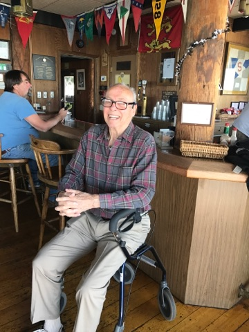 Veterans' Sail to Recovery - found the Bar