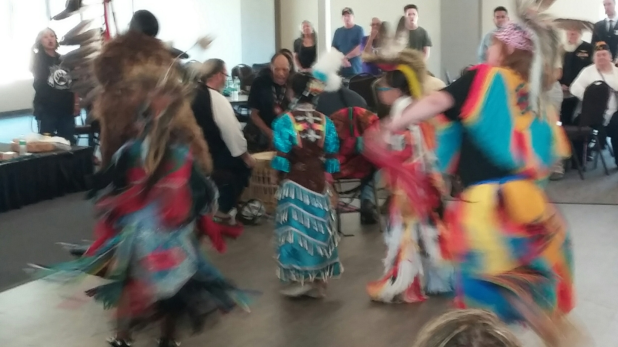 Cherokee Ceremonial Dance