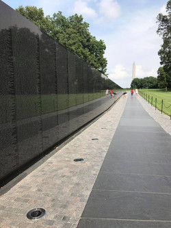 Vietnam Veterans Wall (Washington D.C.)