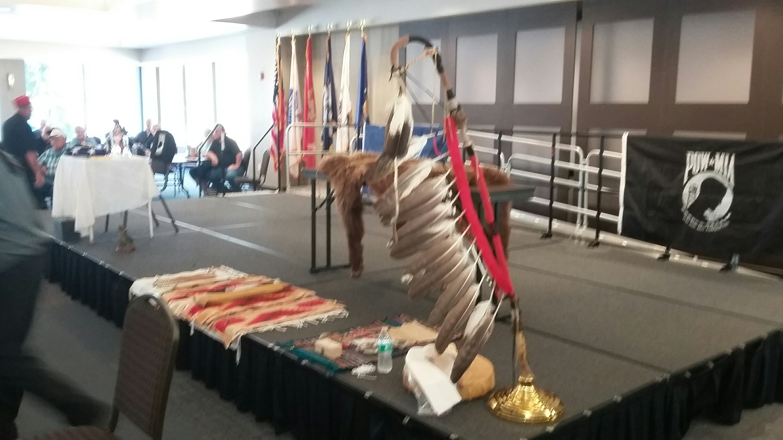 Cherokee Ceremonial Garb