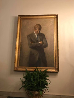 JFK Portrait (in the White House)