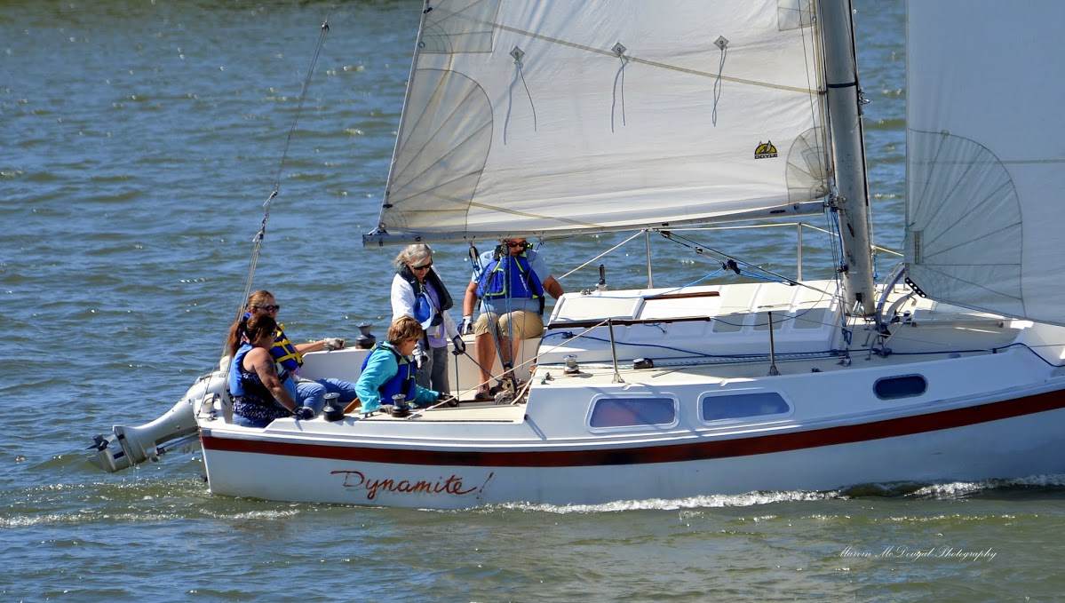 Veterans' Sail to Recovery - Dynamite