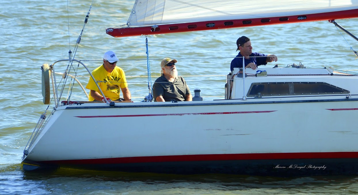 Veterans' Sail to Recovery - Veterans ahoy
