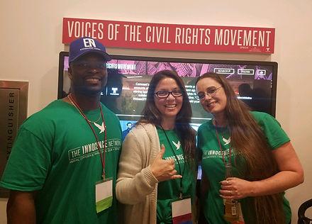 Roynes Dural at Civil Rights Museum