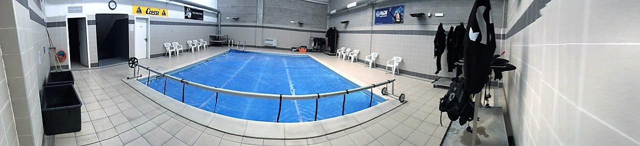 affitto piscina como