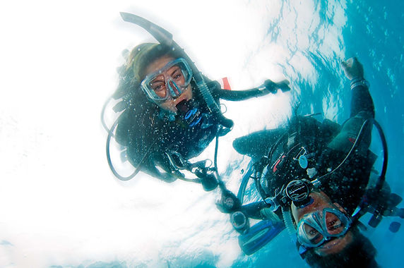 Prove subacquee