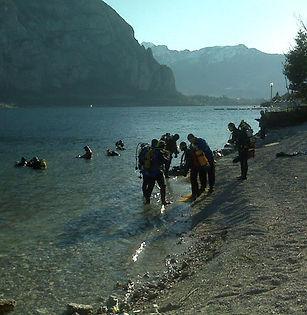 Immersioni Lago di Como