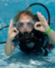 Open Water Diver corso sub bambini