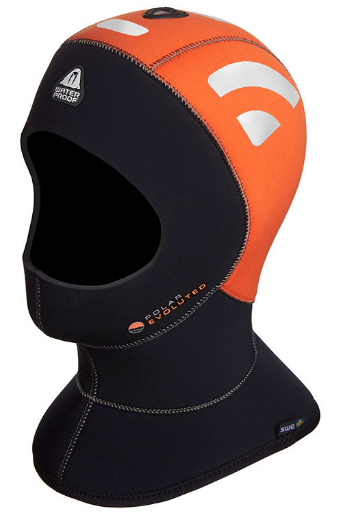 CAPPUCCIO WATERPROOF H1 5/10mm HIGH VISIBILITY