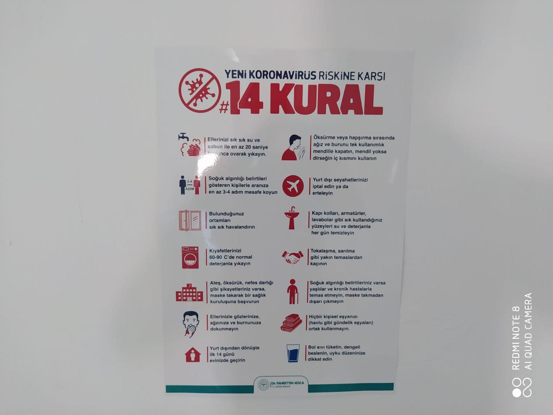 bilgilendirici afişler
