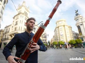 Niño Rubén: «En el caso del fagot no había tradición flamenca, he tenido que ser autodidacta»