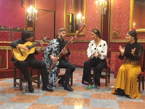Flamenco Bassoon was my highlight of entire International Double Reed Society Conference