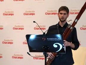La Fundación Cruzcampo premia a tres jóvenes músicos.