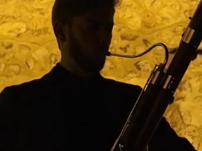 Rubén Jiménez presenta con un concierto en el Castillo el lado flamenco del fagot