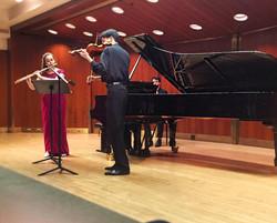 Jeremias Sergiani Velazquez, violin