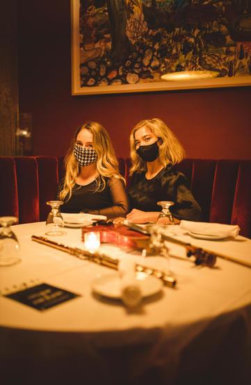 Sonora co-founders Katie Althen and Julia Danitz