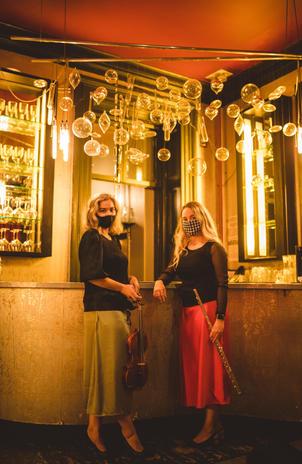 Sonora co-founders Julia Danitz and Katie Althen