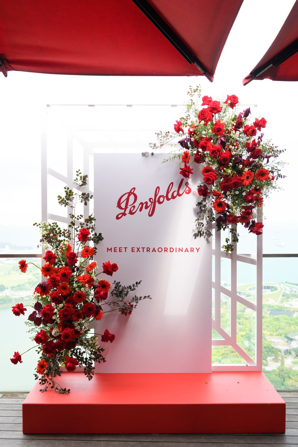Red Events Singapore - Penfolds at Ce La Vi Marina Bay Sands (Social Distance Product Launch)
