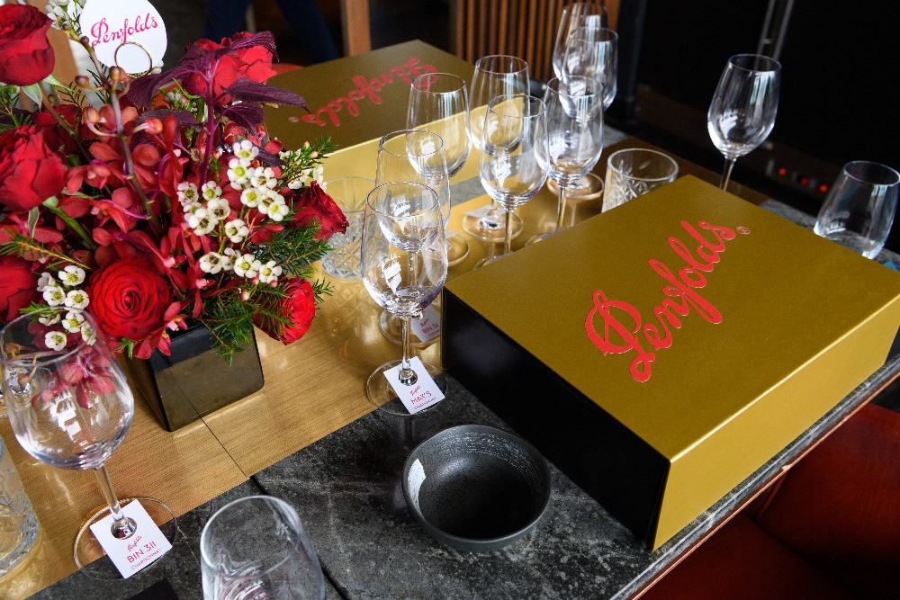 Red Events - Penfolds at Ce La Vi Marina Bay Sands (Social Distance Product Launch)