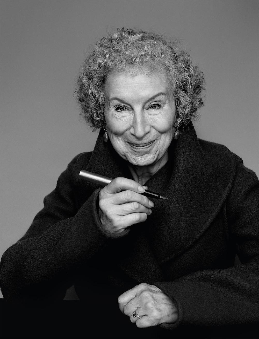 Autora Margaret Atwood