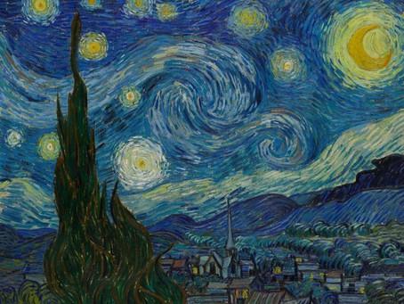 Universo em Expansão: Van Gogh e Eu