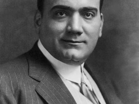 O Impacto de Enrico Caruso