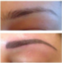 body fx permanent makeup cosmetics eyebrow