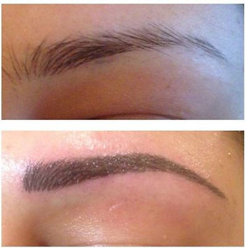 body fx permanent makeup cosmetics eyebrow