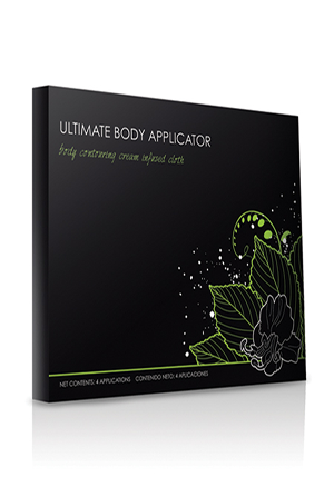 It Works Ultimate Body Applicator Wraps (Box of 4)