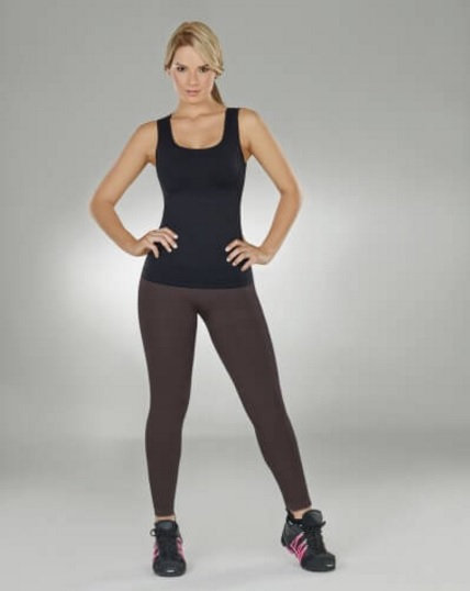 CO'COON 2503 SPORT BIO-CRYSTALS TROUSER YOGA PANTS