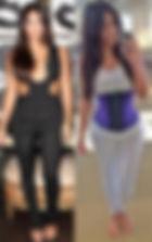 kim kardashian, latex waist cincher, body fx, bodyfxhouston.com, waist cincher, get waisted, sexy curves 30 day program, sexy curves, waist training