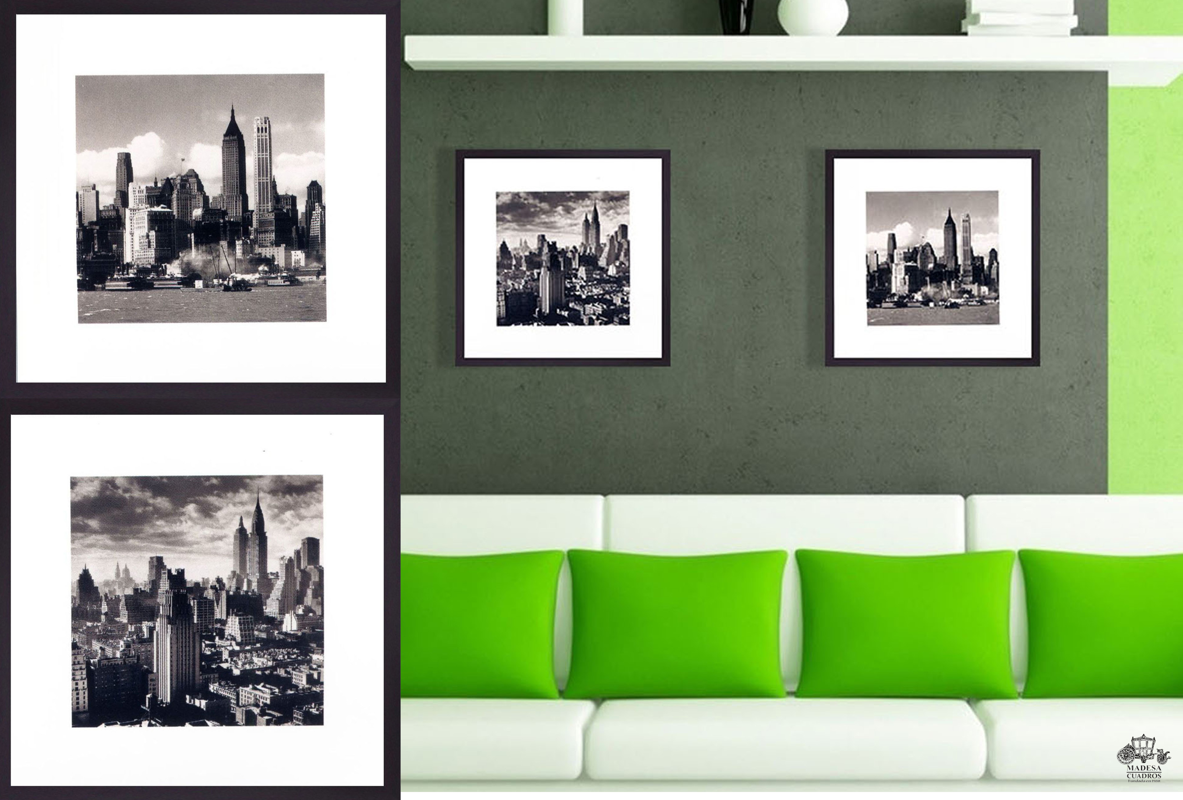 New York City I y II