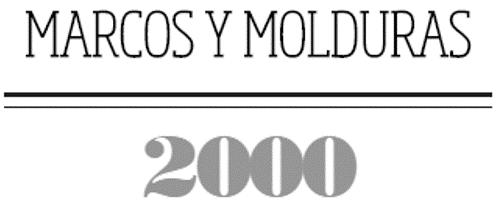 MARCOS 2000