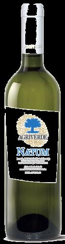 "AGRIVERDE Chardonnay IGP ""Natum"" 2019 BIOLOGICO e VEGANO"