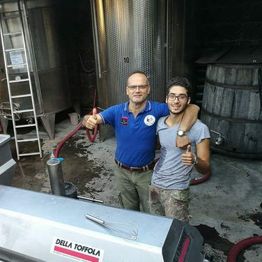 Nicola and Danilo Trabucco