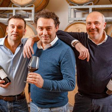 Alessandro Bonelli, Alessandro Rivetto, Mauro Adriano