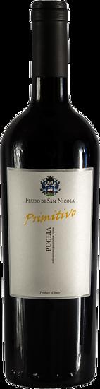 Feudo San Nicola Primitivo Puglia IGT 2018